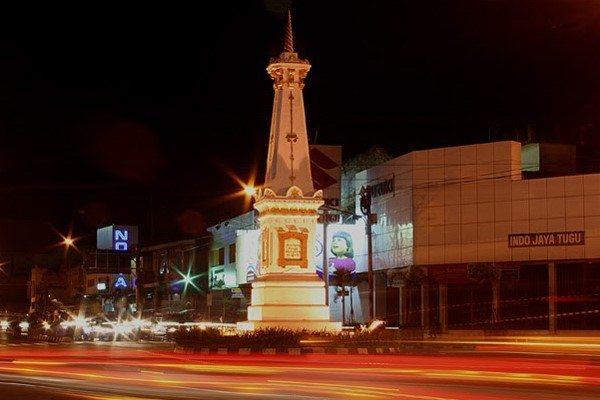 Tugu Yogyakarta Gendis Manis
